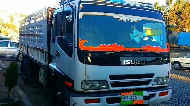 Isuzu FSR for Sale - Addis Ababa | Ethiopia Classifieds