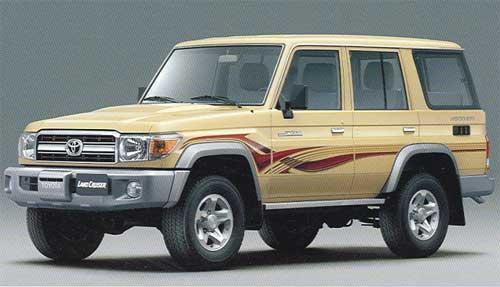 Toyota Land Cruiser Hard Top 10 seater - Addis Ababa | Ethiopia
