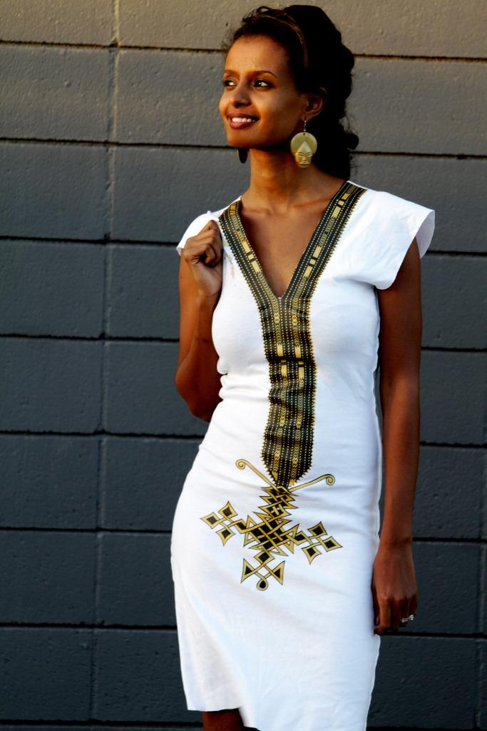 Ethiopian Fashion Clothes