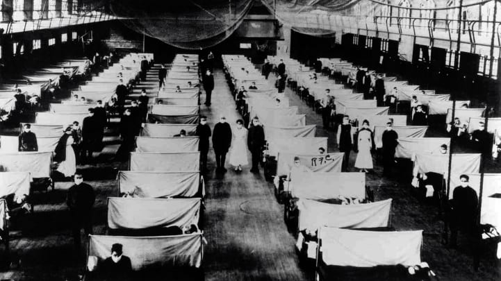 The coronavirus may be deadlier than the 1918 flu: Here's how it stacks up to other pandemics