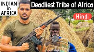 Inside the Life of World's Most Dangerous Tribe | Mursi People | Omo Valley | Hindi