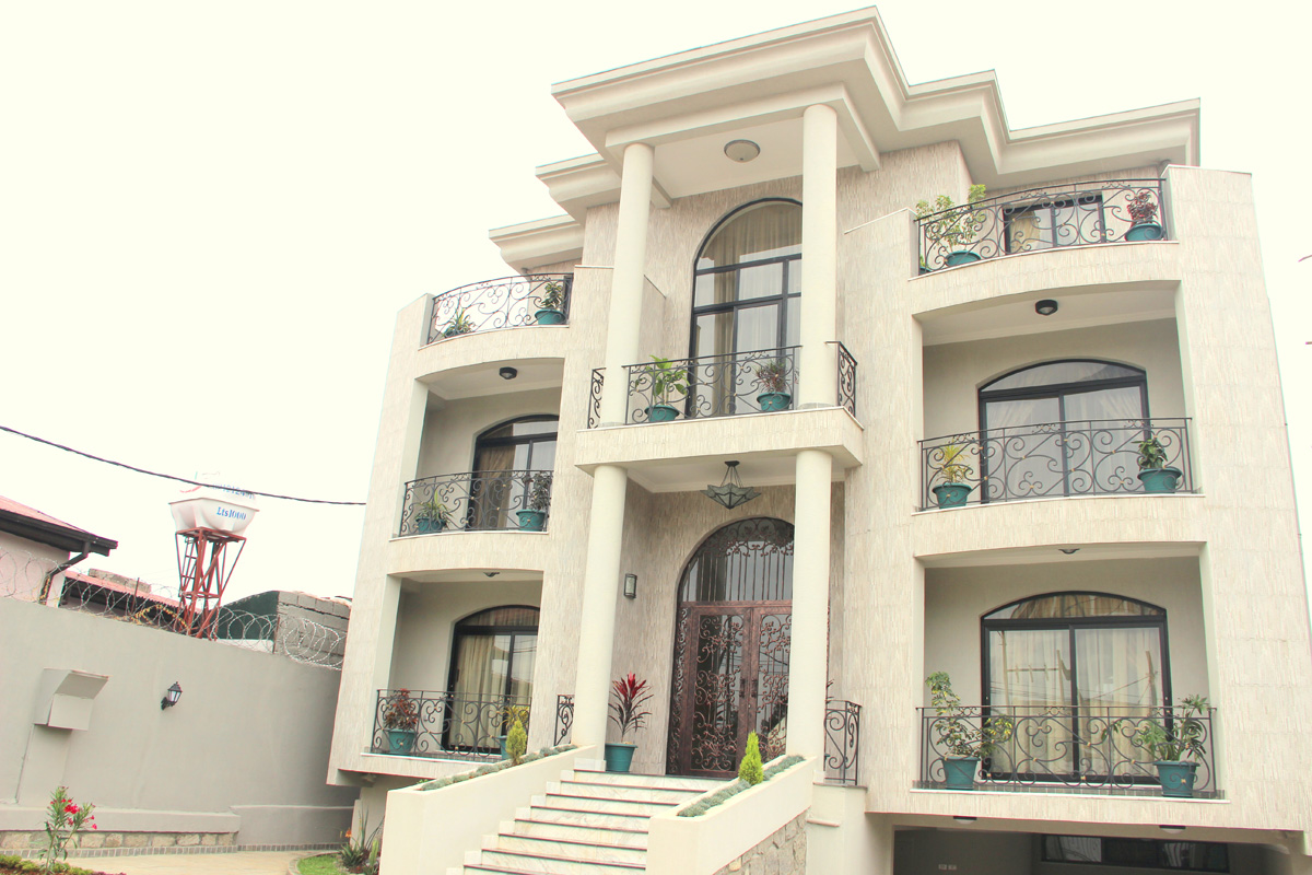Luxirious G+2 House for Rent in Bole, Addis Ababa - Addis Ababa Bole ...