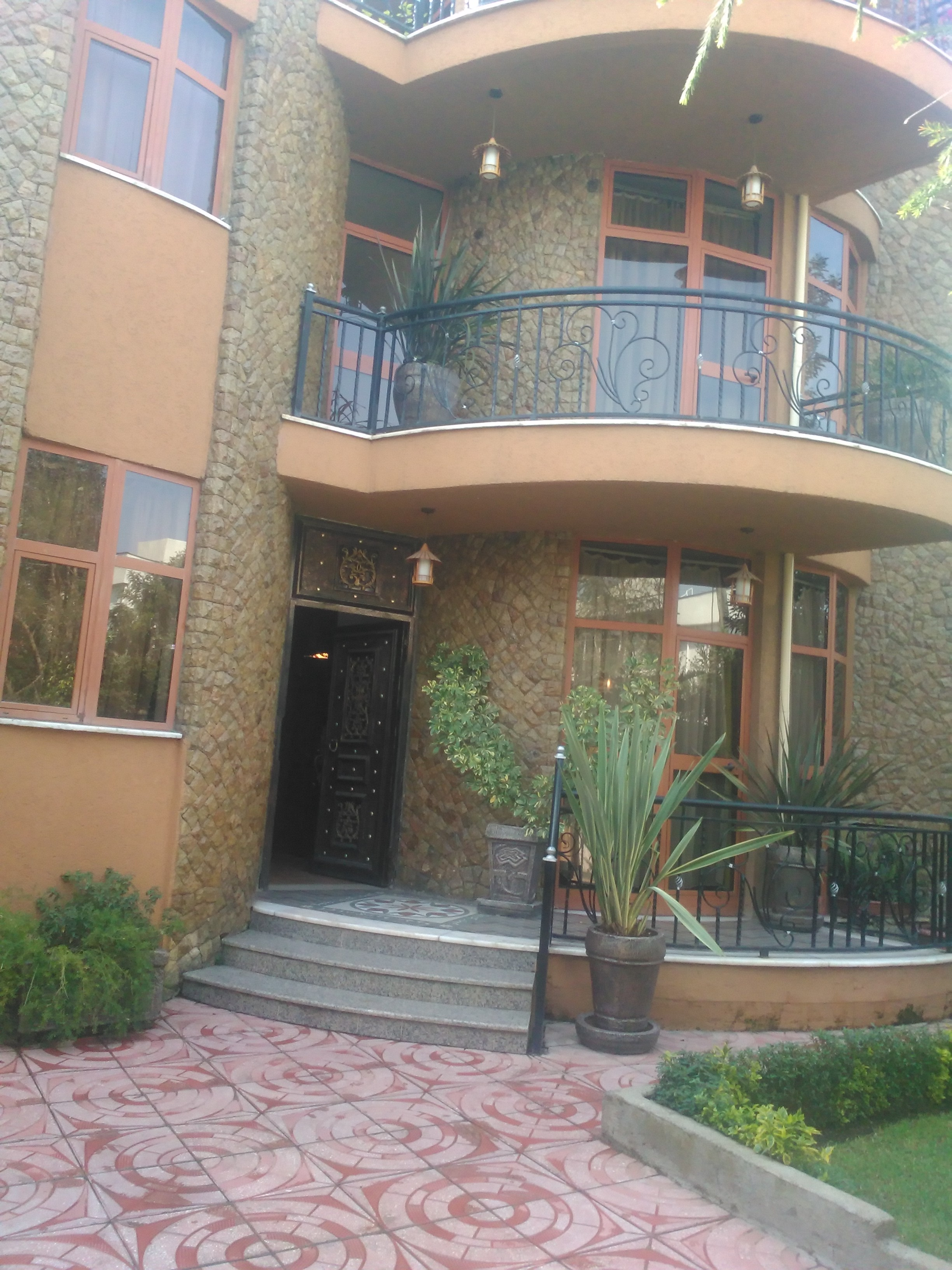Ethiopian House Design: GORGEOUS G+2 HOME:EHA618 - Addis Ababa Other