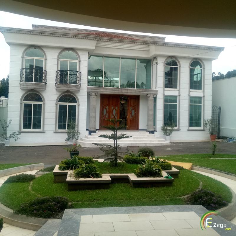7 Bedroom Luxury House For Rent In Addis Ehr125 Addis Ababa Bole Ezega