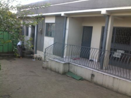 A Well Kept L Shape House For Sale Imyr 491 Addis Ababa