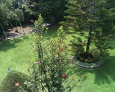A nice house with beautiful garden, Ayat, YA307