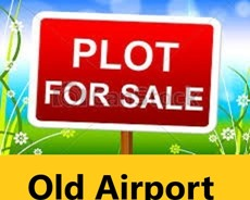 "Plots for the ""Very Rich"" minds, Old Airport,TR422"