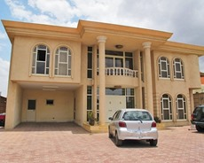 Elegant furnished home for rent in Bole EE104