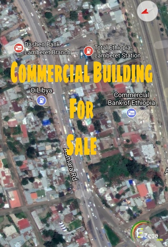 Commercial Building For Sale in Addis Ababa - Addis Ababa