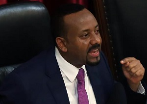 Image result for Abiy in DC