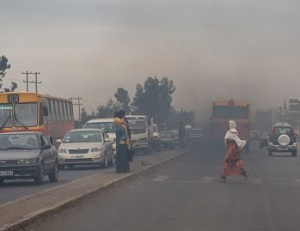 Air-Pollution-Addis-Ababa