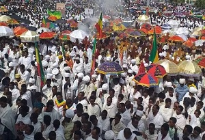 Demonstration-Ethiopian-Orthodox-Church