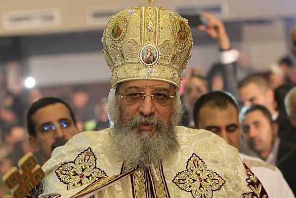 Egypt-Coptic-leader