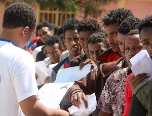 Ethiopia Denying Entry to Eritrean Migrants