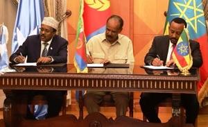 Ethiopia, Eritrea and Somalia to Pursue Closer Ties