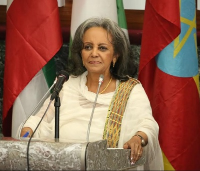 Ethiopian-first-woman-president