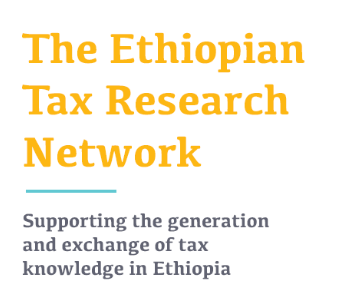 Ethiopian-Tax-Research-Network