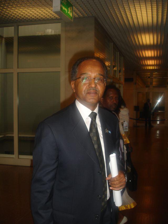 Ambassador Mohamed A. Omar
