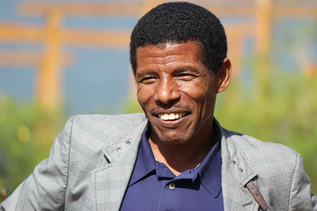 Haile Gebresilassie elected Athletics Chief