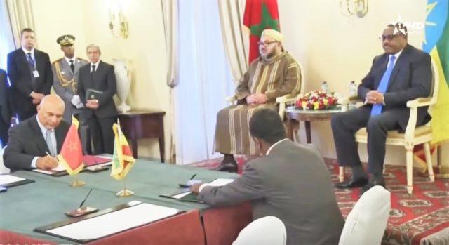 Morocco-Ethiopia: Launched Billion Dollar Fertilizer Mega Project