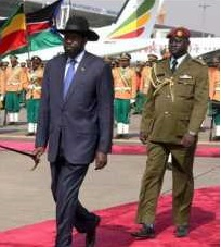 South-Sudan-President-in-Ethiopia