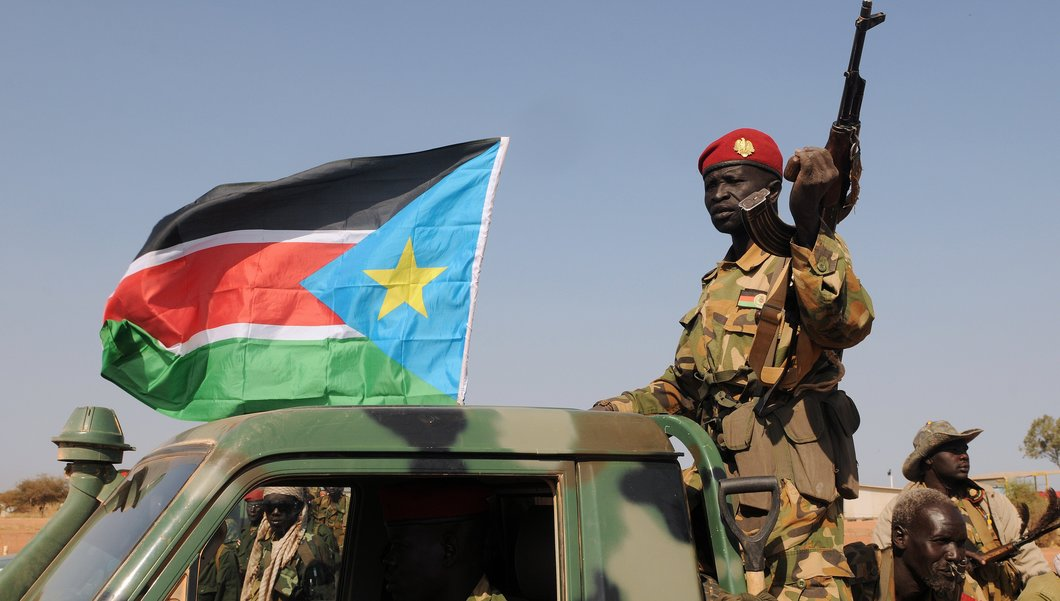 South Sudan army captures main rebel base