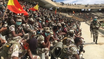 Military Parades About COVID-19, Not a Show of Strength: TPLF Official