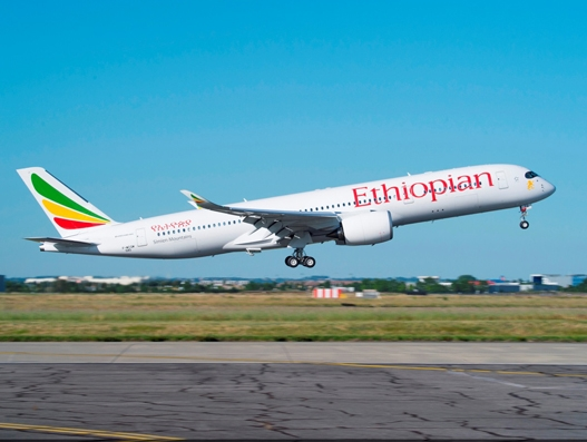 Ethiopian-to-evaluate-A350-performace