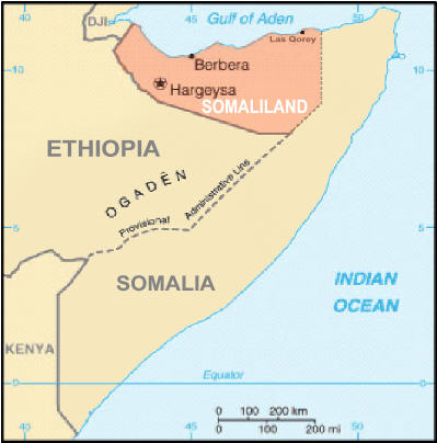 Hargeisa Map | Maps Hargeisa Map